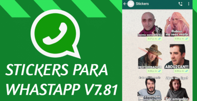Stickers para whatsapp 7.81