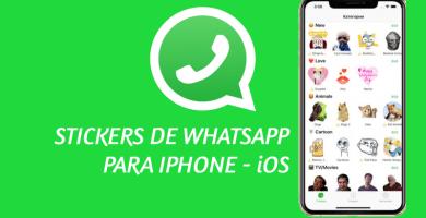 Stickers para whatsapp ios iphone