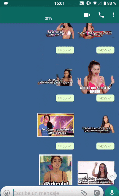 descargar Stickers para whatsapp acapulco shore