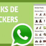 descargar packs de stickers para whastapp