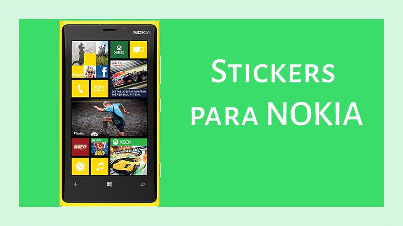 stickers para nokia whatsapp
