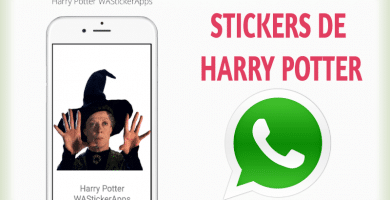 descargar stickers para whatsapp harry potter