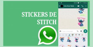 descargar stickers para whatsapp stitch pegatinas