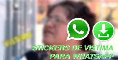 descargar stickers para whatsapp vistima victima