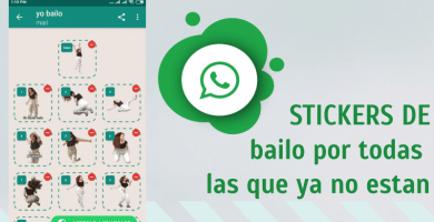 Stickers bailo por todas las que ya no estan para whatsapp