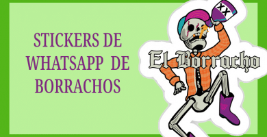 Stickers de borrachos para whatsapp