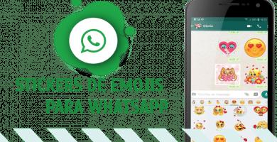 Stickers de emojis para whatsapp