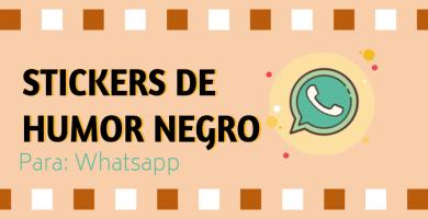Stickers de humor negro para whatsapp