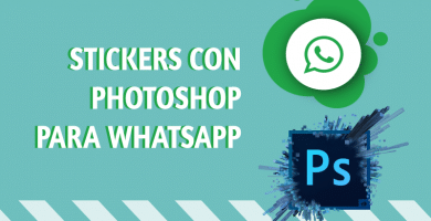Stickers en photoshop para whatsapp