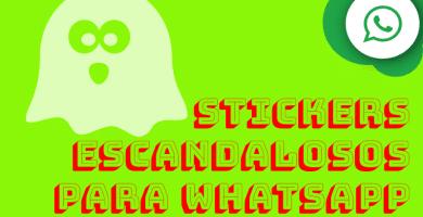 Stickers escandalosos para whatsapp