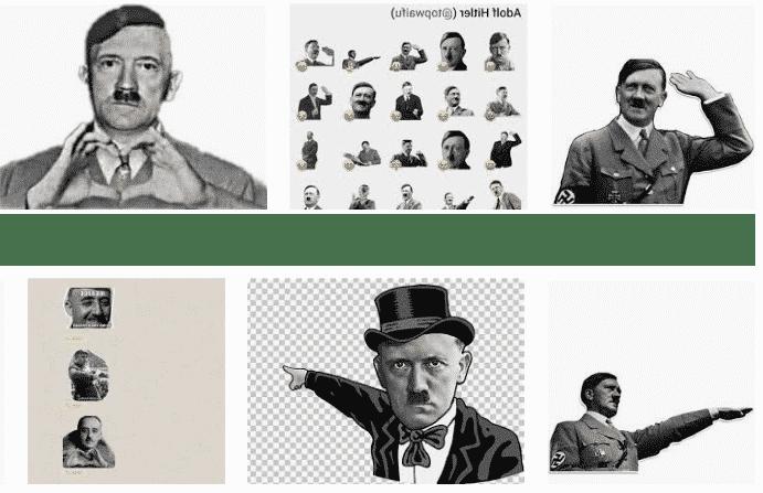 como descargar Stickers para whatsapp de Adolf Hitler