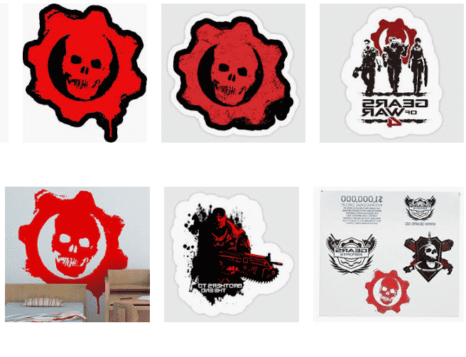 como descargar Stickers para whatsapp de Gears of War