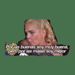 pegatinas Stickers para whatsapp Niurka Marcos