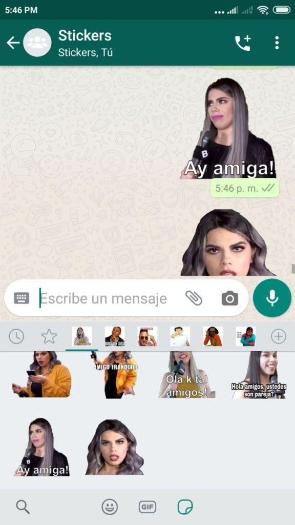 descargar Stickers de Exponiendo Infieles para Whatsapp