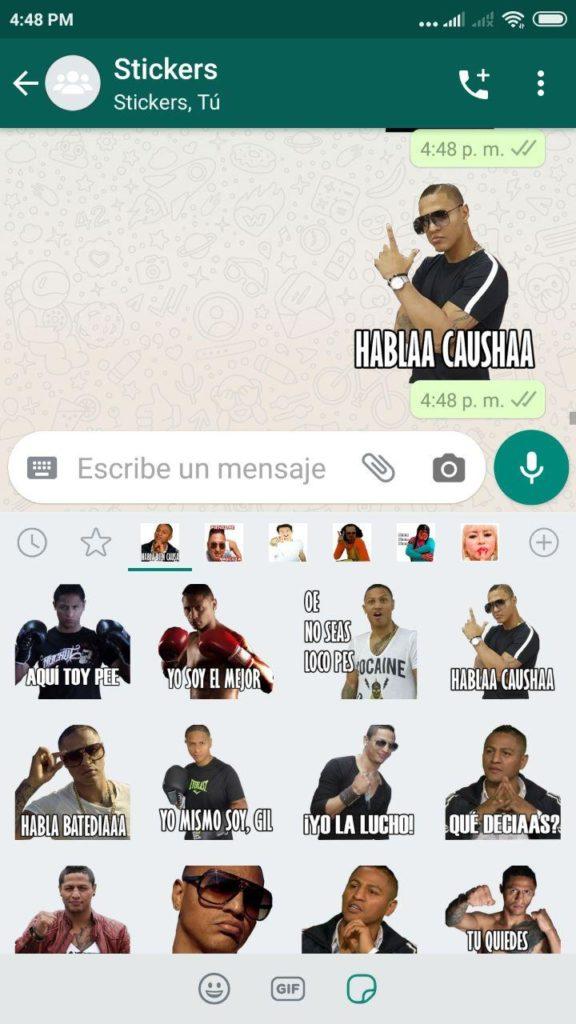 descargar Stickers de Maicelo para Whatsapp
