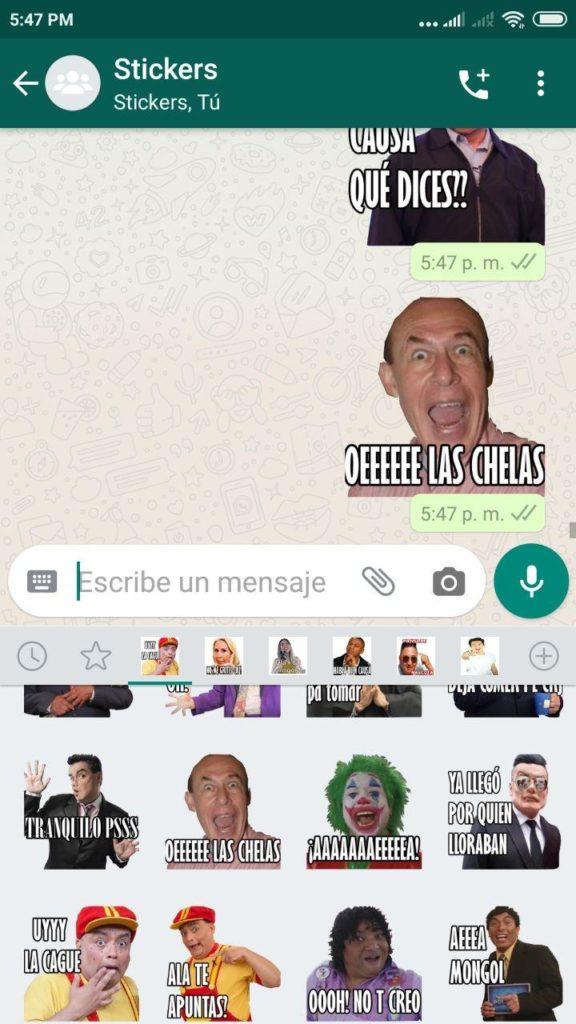 descargar Stickers de Wazap de JB para Whatsapp