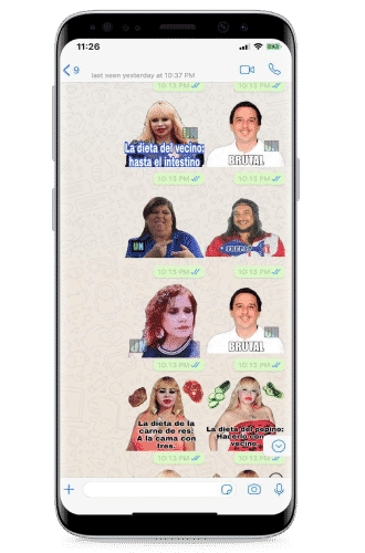 stickers de mateo garrido leca