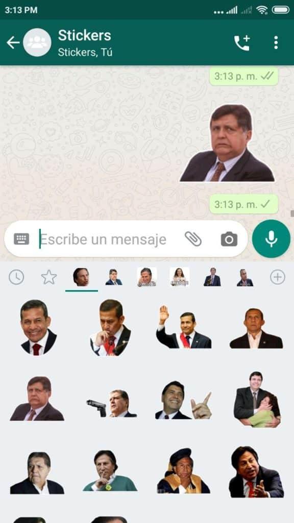 stickers de alan para whatsapp