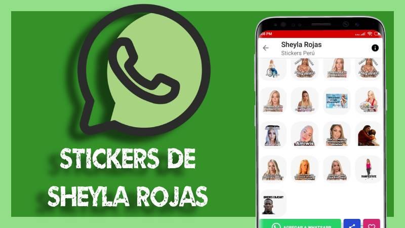 stickers de sheyla rojas luis advincula